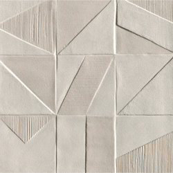 Mat&More Domino Grey | Wall tiles | Fap Ceramiche