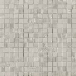 Mat&More Grey Mosaico | Pavimenti ceramica | Fap Ceramiche