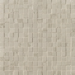 Mat&More Taupe Mosaico | Pavimenti ceramica | Fap Ceramiche