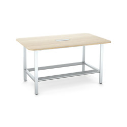 FrameFour WorkBench Single | Contract tables | Steelcase