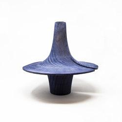 Sinfonia Down - Blue | Vases | HANDS ON DESIGN