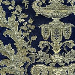 Corelli | Colour Cobalt 001 | Drapery fabrics | DEKOMA