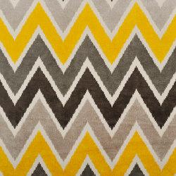 Eritrea | Colour Cadmium 859 | Drapery fabrics | DEKOMA
