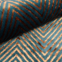 Hermine | Colour Emerald 08 | Tessuti decorative | DEKOMA