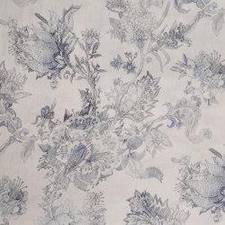 Hybris | Colour Blue 14 | Tessuti decorative | DEKOMA
