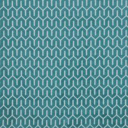 Tunis | Colour Ocean 857 | Drapery fabrics | DEKOMA