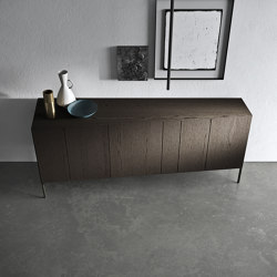 InclinART sideboards | Aparadores | Presotto