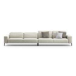 Serse Sofa   Canapés   Presotto