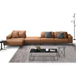 Serse Sofa | Canapés | Presotto