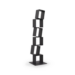 Stilt bookcase | Shelving | Presotto