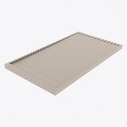 HYDRA Silk Camel Natural | Shower trays | INALCO