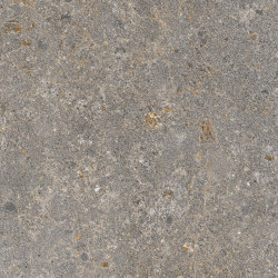 Meteora Gris Bush-hammered | Mineral composite panels | INALCO