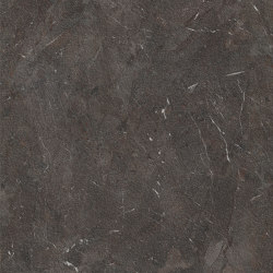 Umbra Marrón Bush-hammered | Mineral composite panels | INALCO