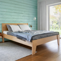Bed HUH with night-stands | Beds | Radis Furniture