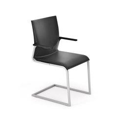 Vinci | Freischwinger | Stühle | Willisau
