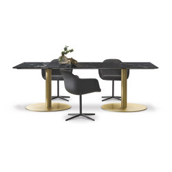 Break Dining Table | Mesas comedor | Marelli