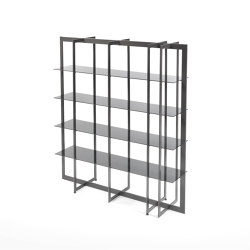 Lobel Bookshelf | Shelving | Marelli