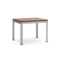 Extempore standard table square | Dining tables | extremis