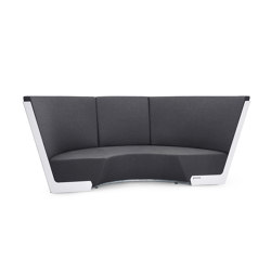 Kosmos 3-seater high | Sofas | extremis