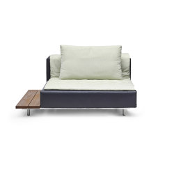 Walrus seat with side table | Poltrone | extremis