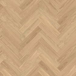 Herringbone | Oak AB Dim White | Wood flooring | Kährs