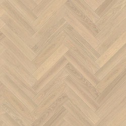 Herringbone | Oak AB White | Wood flooring | Kährs