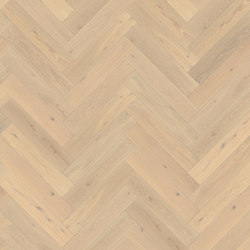 Herringbone | Oak CD White | Wood flooring | Kährs