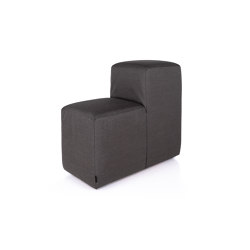 Liberty Outdoor | Stuhlinsel | Modular seating elements | IKONO