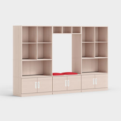 Space Kid's Corner | Shelving | Kinnarps