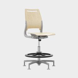 Xact | Counter stools | Kinnarps