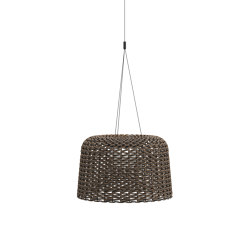 Ambient Mesh Carob | Outdoor pendant lights | Gloster Furniture GmbH