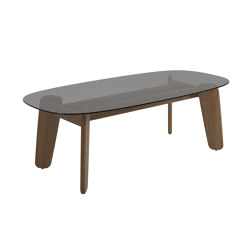 Dune Dining Table 110 cm x 230 cm | Dining tables | Gloster Furniture GmbH