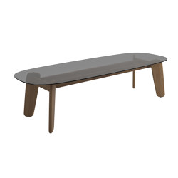Dune Dining Table 110 cm x 300 cm | Tavoli pranzo | Gloster Furniture GmbH