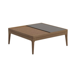 Lima Coffeetable Glass   Coffee tables   Gloster Furniture GmbH