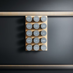 next125 cube Spice rack | Kitchen organization | next125