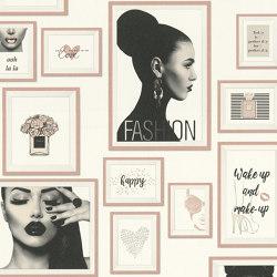 Metropolitan Stories | Wallpaper 369183 Lola - Paris | Revestimientos de paredes / papeles pintados | Architects Paper