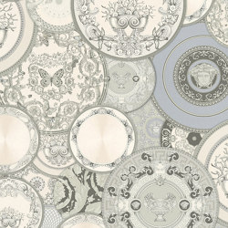 Versace 3 | Carta da Parati 349013 Les Etoiles De La Mer 2 | Carta parati / tappezzeria | Architects Paper