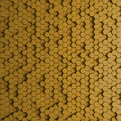 Walls By Patel 2 | Wallpaper DD113322 Honeycomb 1 | Wall coverings / wallpapers | Architects Paper