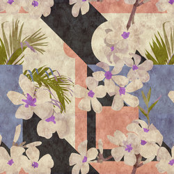 Walls By Patel 2 | Wallpaper DD114107 Vintage Bloom2 | Wall coverings / wallpapers | Architects Paper
