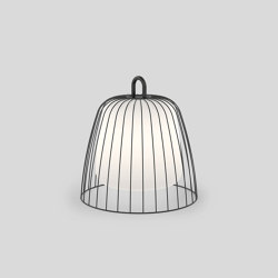 COSTA 2.1 CAGE | Outdoor floor lights | Wever & Ducré