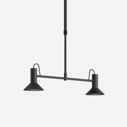 ROOMOR CEILING 2.0 - SHADE 1.0 | Suspended lights | Wever & Ducré