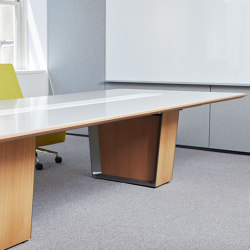 C+D Conference table | Mesas contract | Teknion