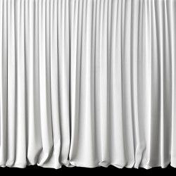Ap Digital 4 | Carta da Parati DD109030 White Curtain | Carta parati / tappezzeria | Architects Paper