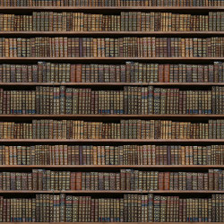 Ap Digital 4 | Wallpaper DD109085 Old Books | Wall coverings / wallpapers | Architects Paper