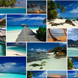 Ap Digital 4 | Wallpaper DD109215 Dreambeaches | Wall coverings / wallpapers | Architects Paper
