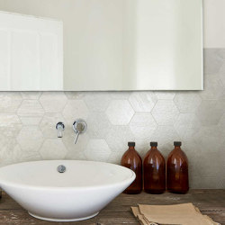 #Collection 1 | White | Ceramic tiles | FLORIM