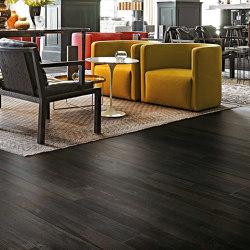 I Classici di Rex | Decò wood black | Ceramic tiles | FLORIM