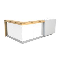 Teknion Reception | Counters | Teknion