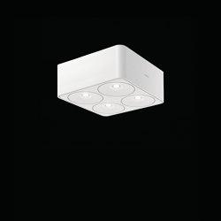 Q Four 80° Surface | Ceiling lights | Nimbus