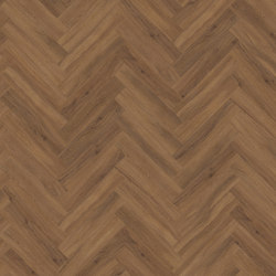 Dry Back Herringbone | Redwood Herringbone DBW 102 | Synthetic tiles | Kährs